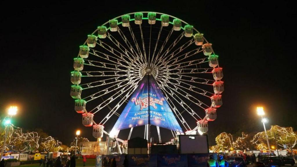 Wonderland Lisboa - Roda Gigante