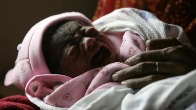 Recém-nascido vivo foi declarado morto pelo hospital