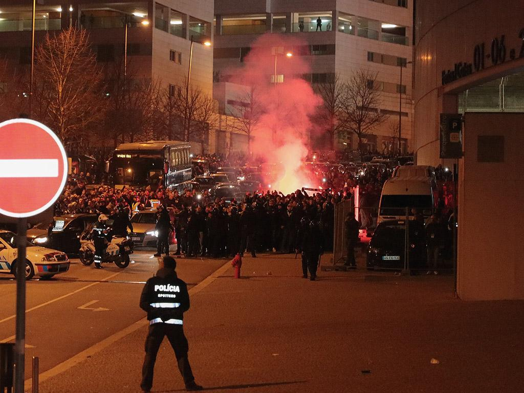 FC Porto-Benfica (Lusa)