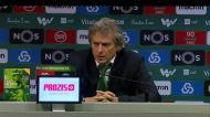 «Vencedor só Sporting, nem há comparação...»
