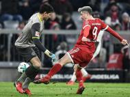 Bayern Munique-Hannover (Lusa)