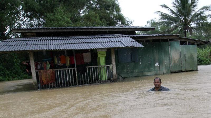 Cheias na Tailândia