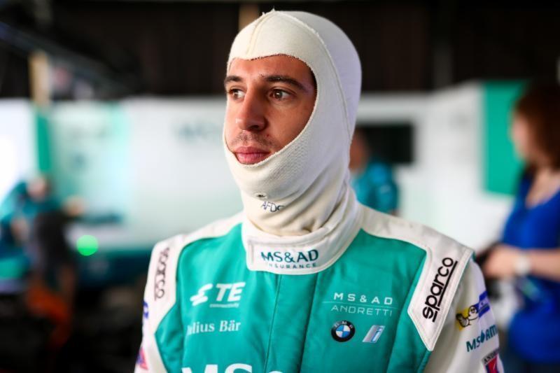 António Félix da Costa arranca mal na nova temporada da Fórmula E