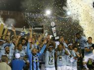 Bruno Cortez na Libertadores