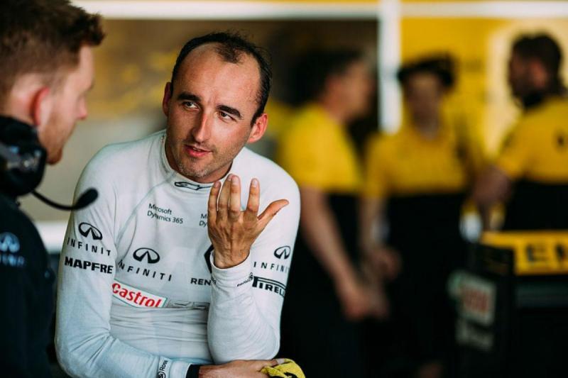 Robert Kubica garante estar apto para pilotar F1