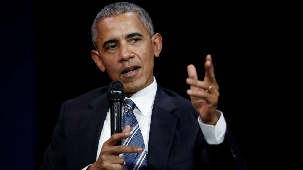 Tweets de Barack Obama entram para a lista dos mais virais de 2017