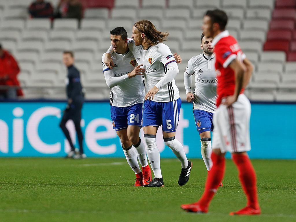 Benfica-Basileia (Reuters)