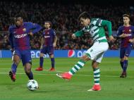 Barcelona-Sporting (Reuters)