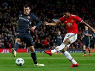 Manchester United-CSKA Moscovo (Reuters)