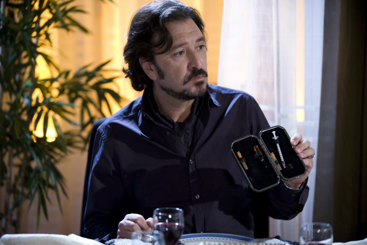 Fernando Luís na ficção da TVI