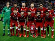 Liverpool-Spartak Moscovo (Reuters)