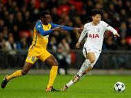Tottenham-Apoel (Reuters)