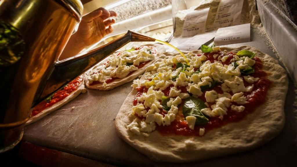 Pizza napolitana considerada Património da Humanidade