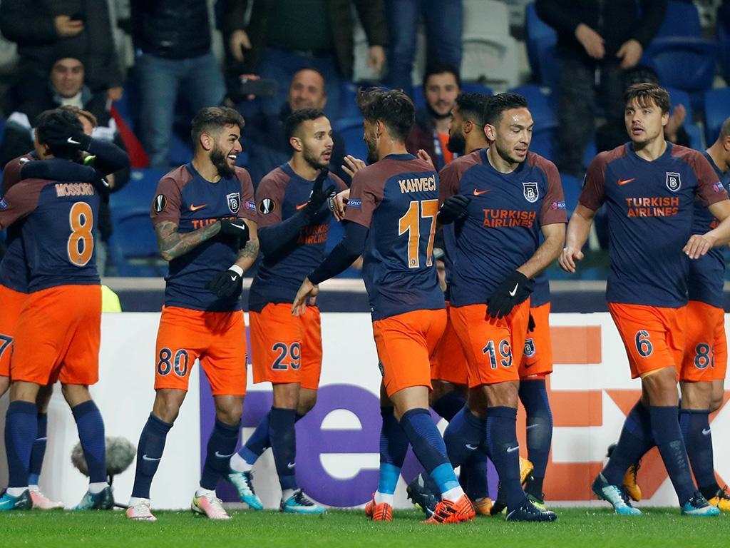 Basaksehir-Sp. Braga (Reuters)