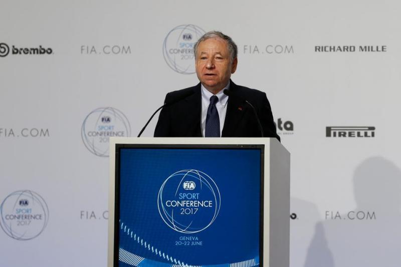 Jean Todt reeleito Presidente da FIA