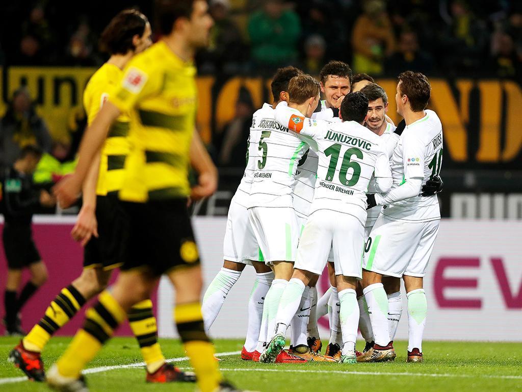 Dortmund-Werder Bremen (Lusa)
