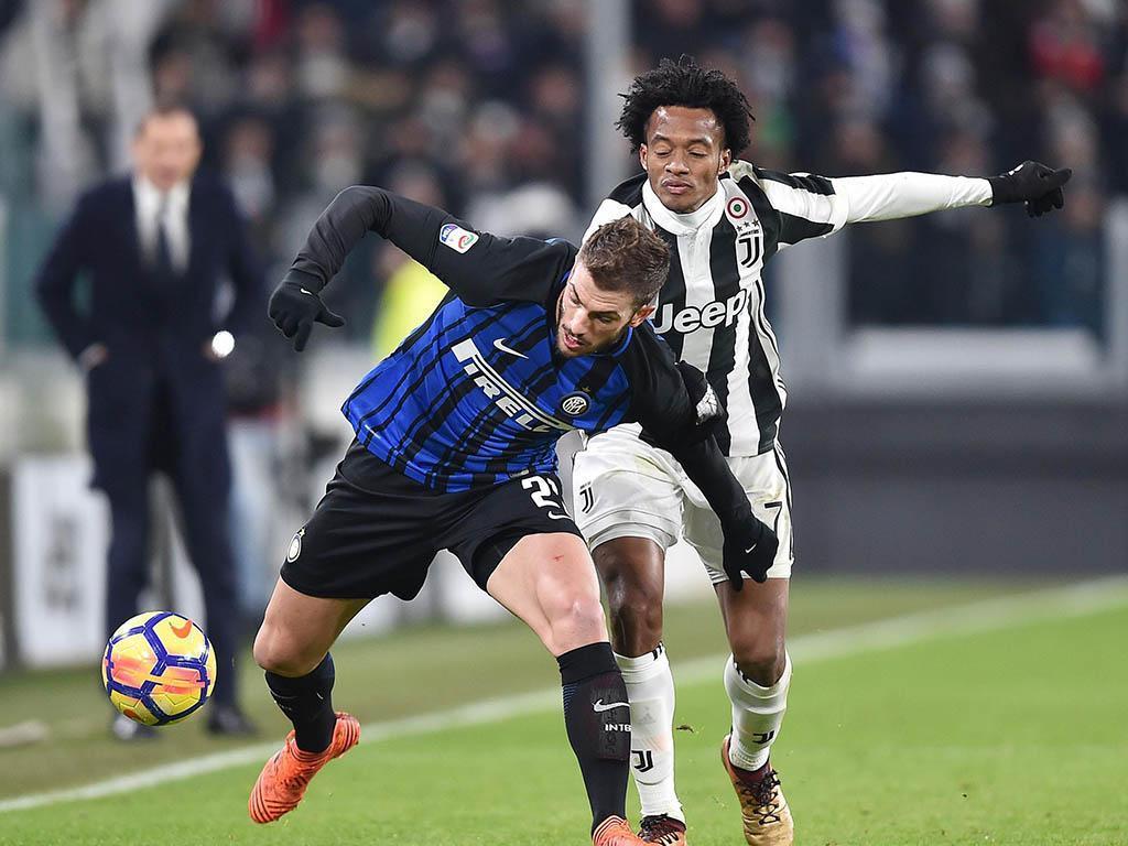 Juventus-Inter (Lusa)