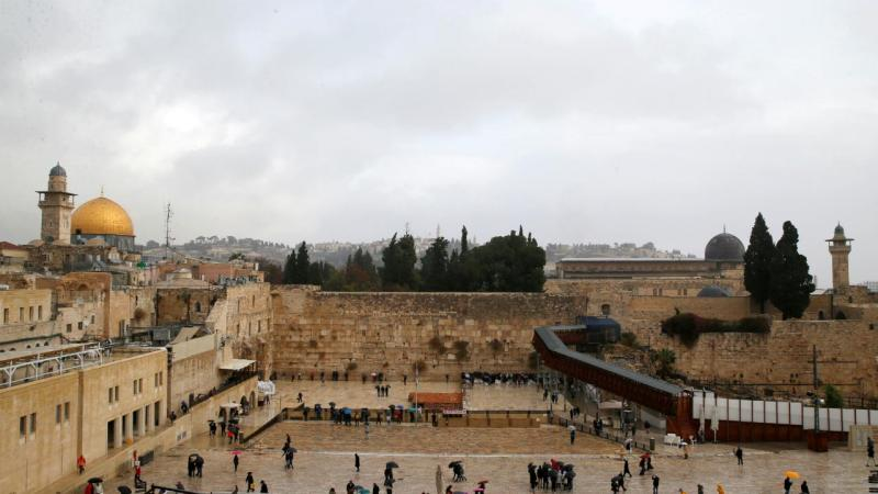 Jerusalém - Cidade Velha