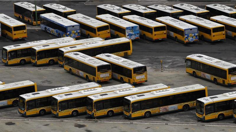 Autocarros - Lisboa