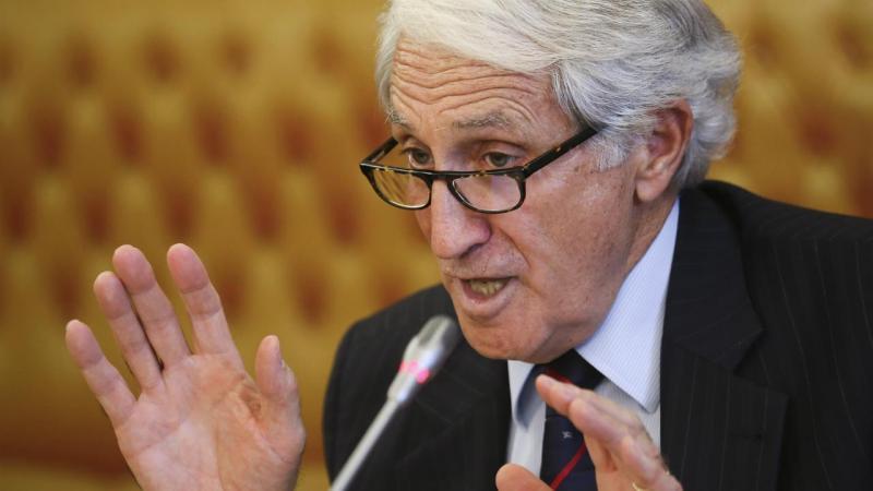 Mourato Nunes - presidente da Autoridade Nacional de Proteção Civil