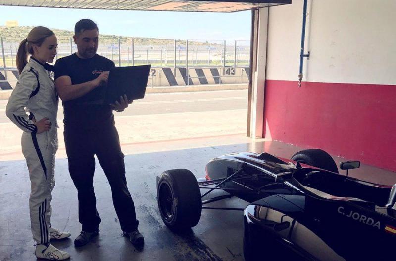 Nomeação de Carmen Jorda indigna pilotos femininas