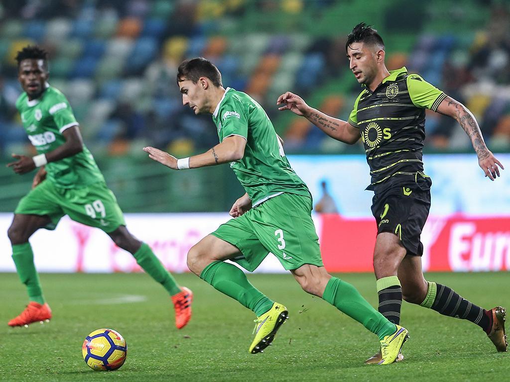 Sporting-Vilaverdense (Lusa)