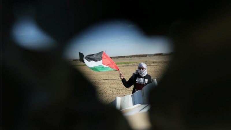 Fronteira da Faixa de Gaza