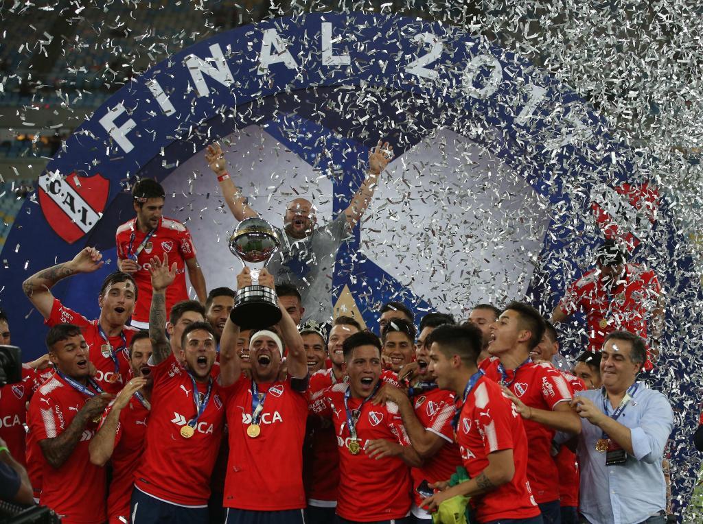 Independiente vence Taça Sul-americana