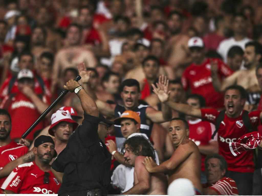 Flamengo-Independiente