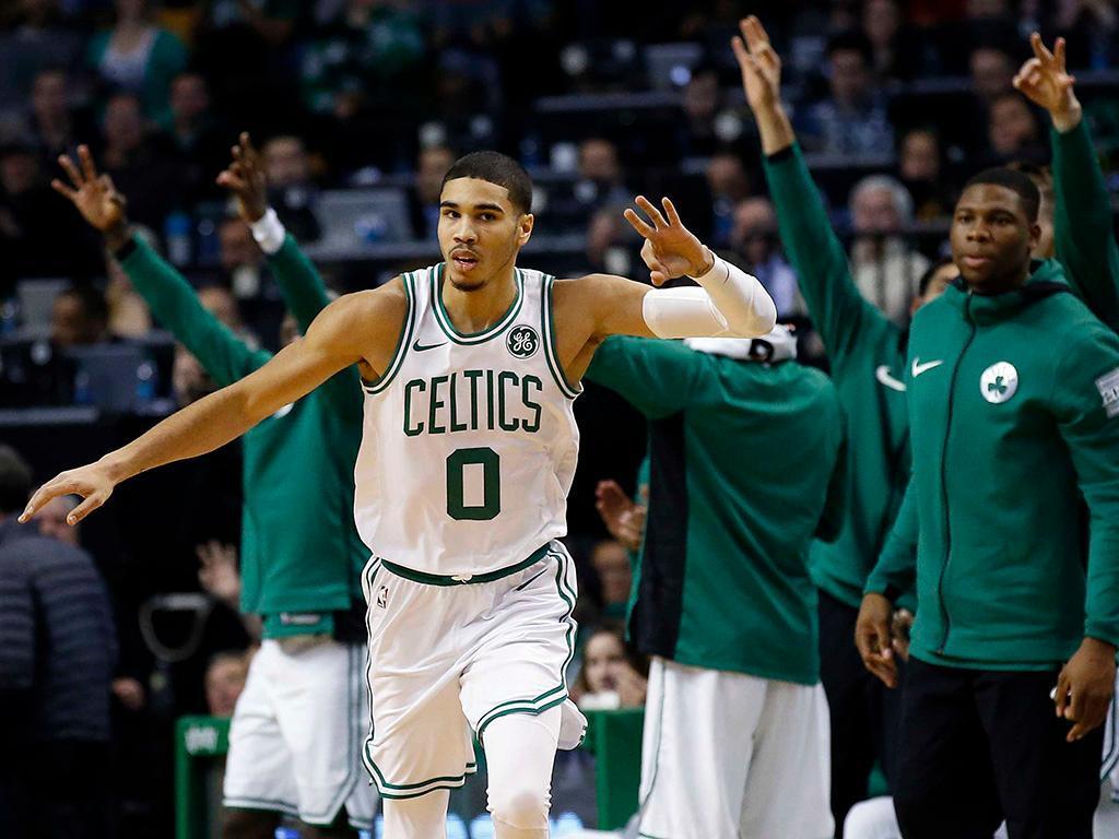 NBA: Celtics regressam às vitórias