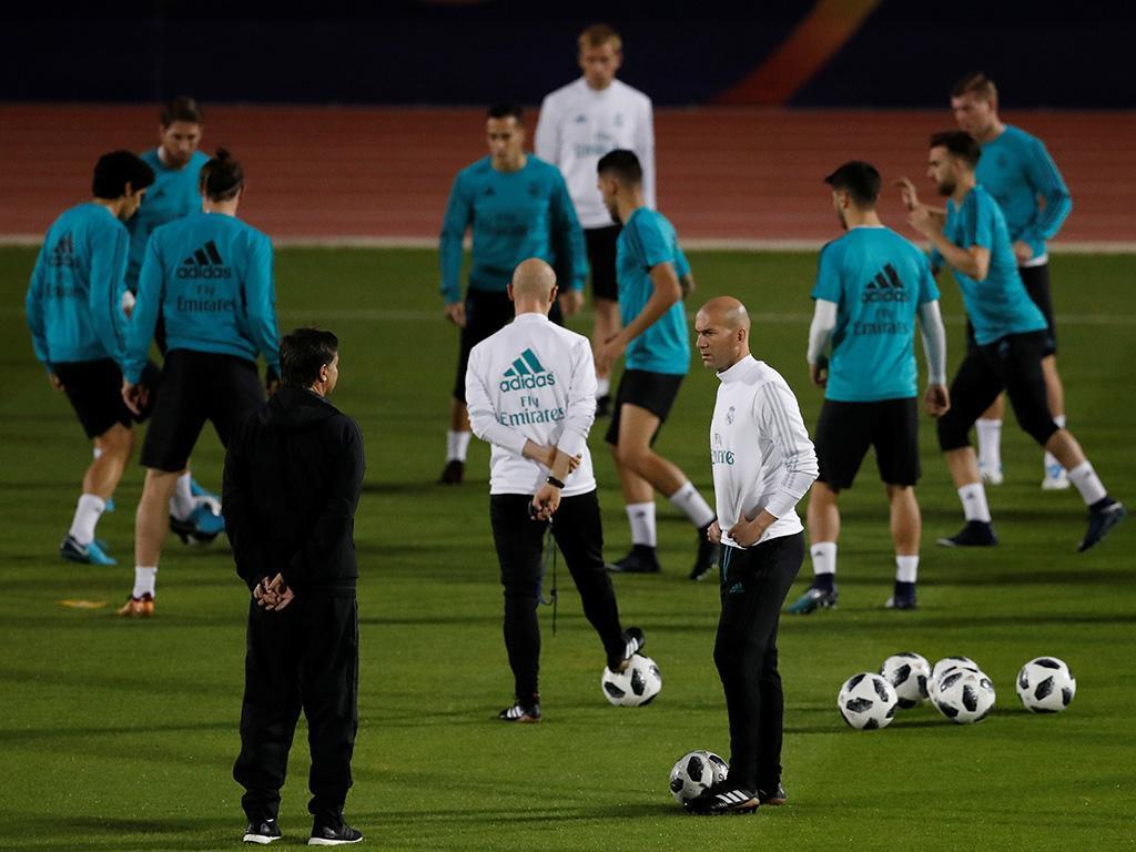 Mundial de Clubes: Real Madrid prepara final com Grémio