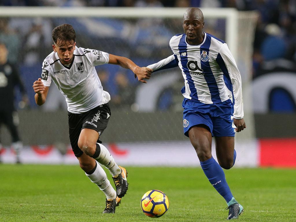 FC Porto-Vitória Guimarães (Lusa)