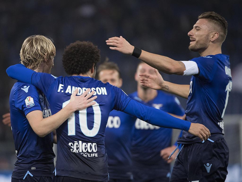 Taça de Itália: Lázio vence Cittadella, 4-1