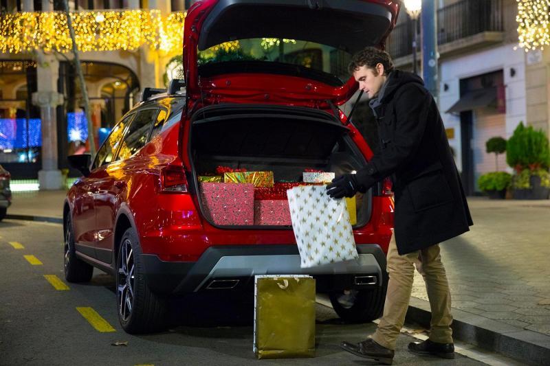 SEAT deixa conselhos preciosos para um Natal em segurança