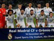 Real Madrid (Reuters)