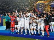 Real Madrid-Grémio (Reuters)