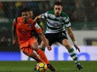 Sporting-Portimonense (Lusa)