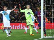 Barcelona-Deportivo Corunha (Reuters)