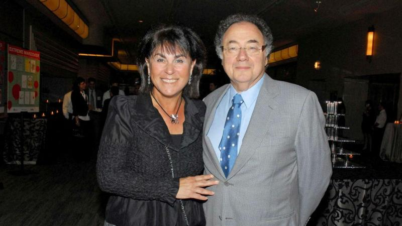Honey e Barry Sherman