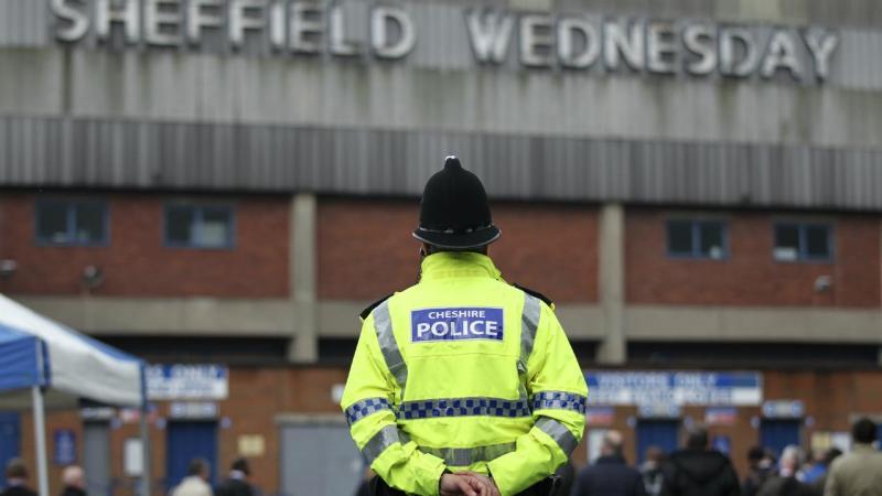 Polícia - Sheffield (Reino Unido) - Arquivo