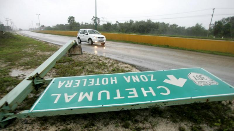 México - estrada no estado de Quintana Roo (Arquivo)