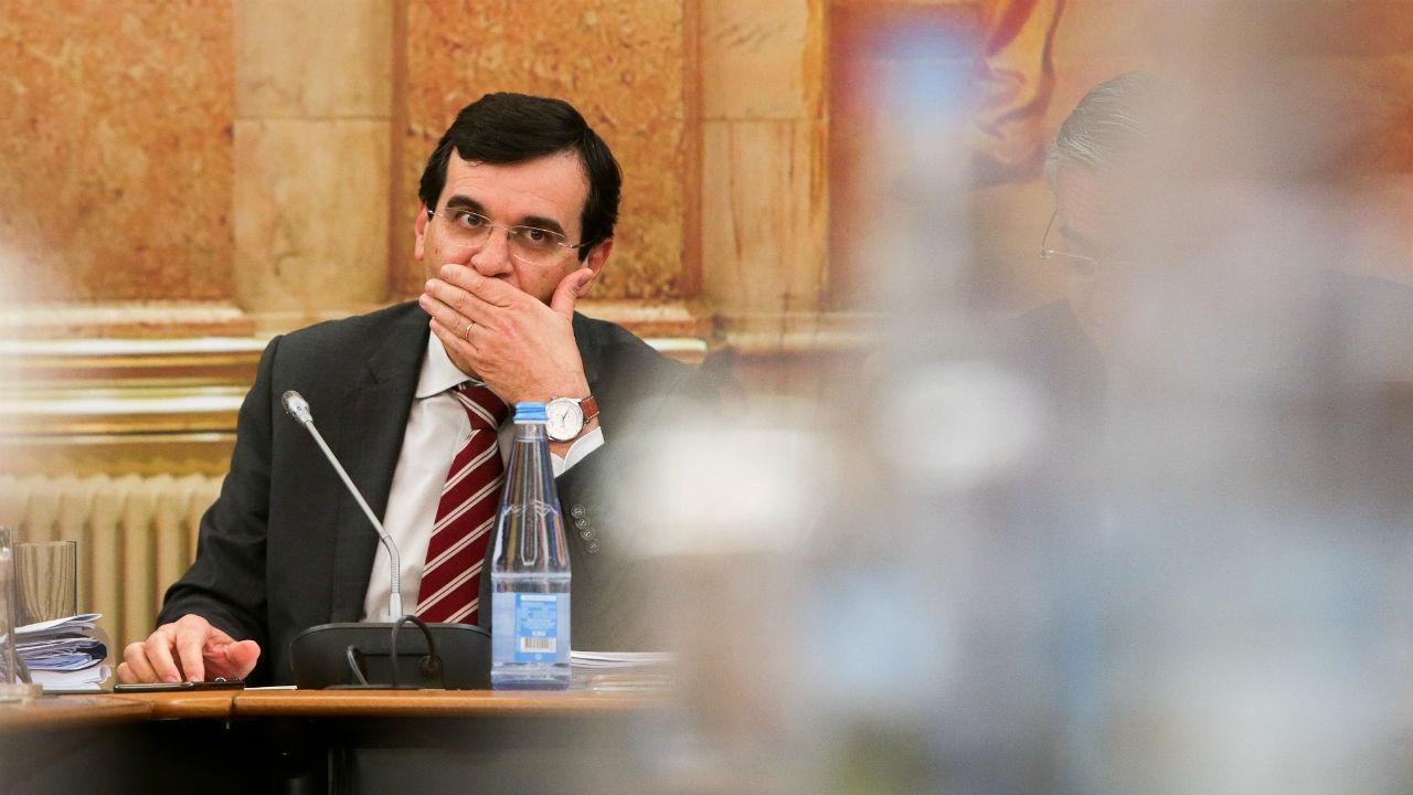 Ministro Adalberto Campos Fernandes na Comissão de Saúde