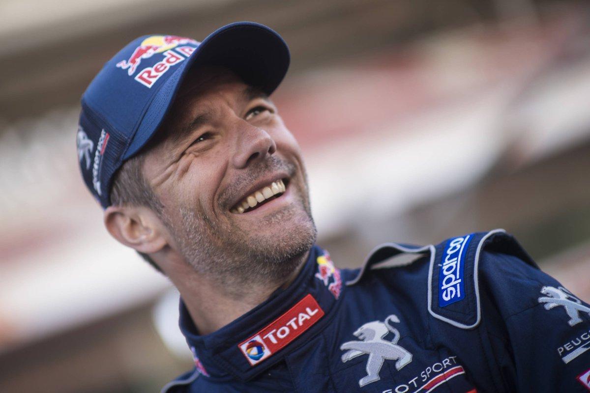 Sébastien Loeb de volta ao palco do WRC