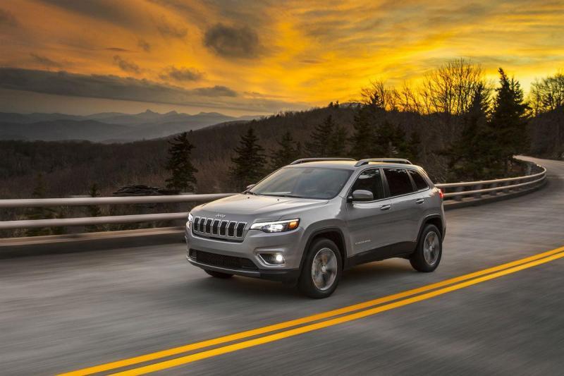 Jeep Cherokee 2019 será revelado no Salão de Detroit