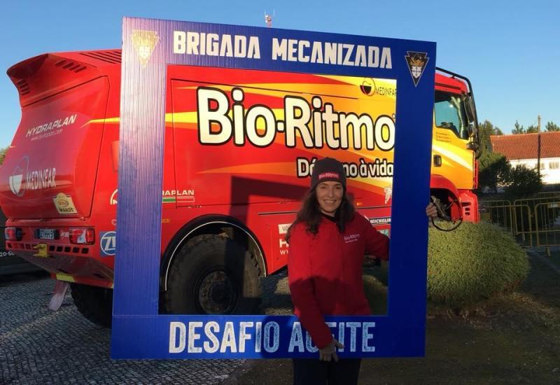Elisabete Jacinto pronta para mais um Africa Eco Race