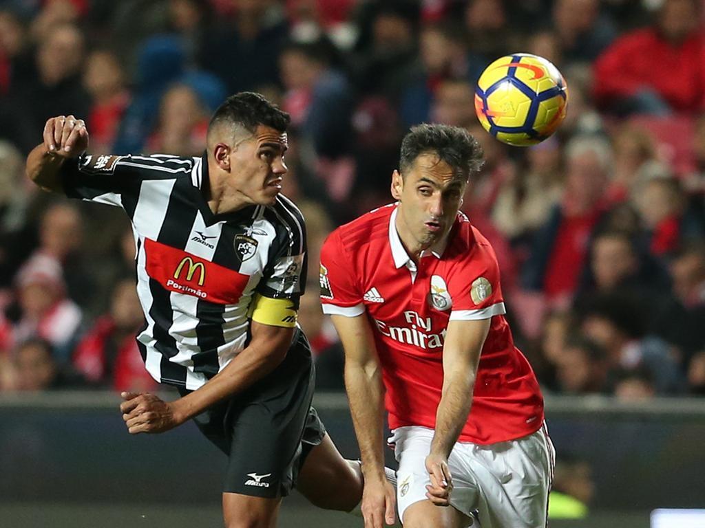 Benfica-Portimonense (Lusa)