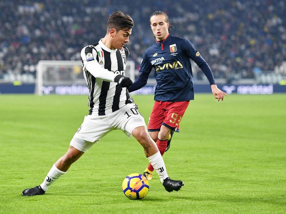 Itália: golos argentinos apuram Juventus para os «quartos» da Taça