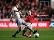 Bristol City-Manchester United (Reuters)