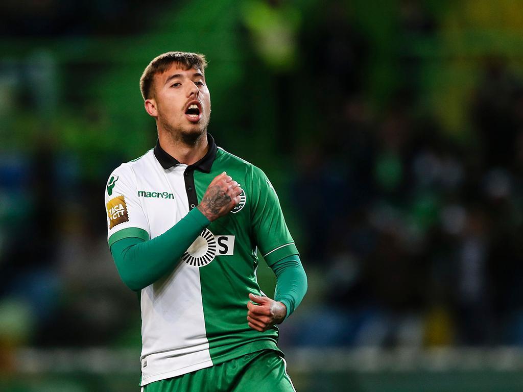 Sporting-União da Madeira (Lusa)