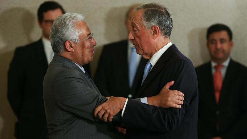 Costa e Marcelo